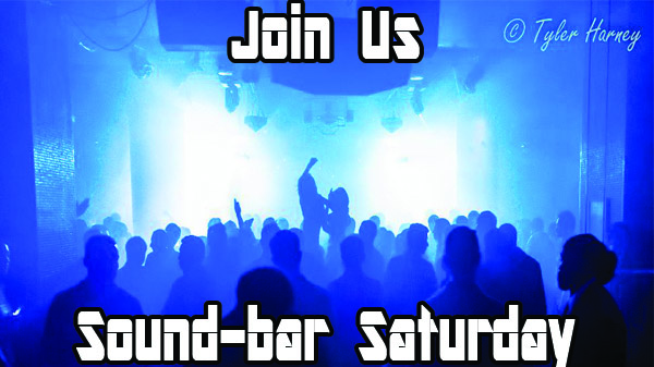 Sound-bar Allstar Saturdays