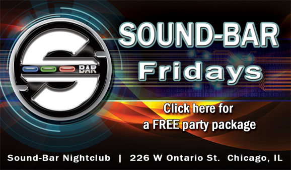 Sound Bar Fridays